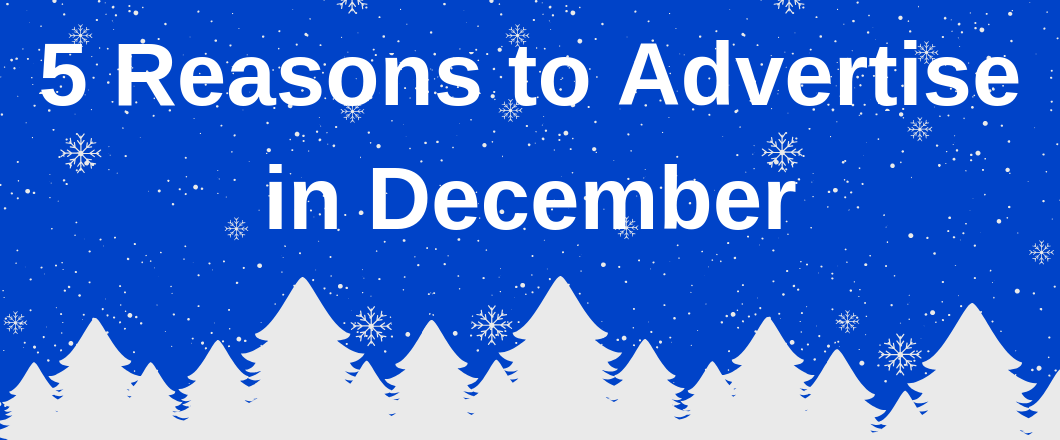 5 reasons to advertise jobs in December