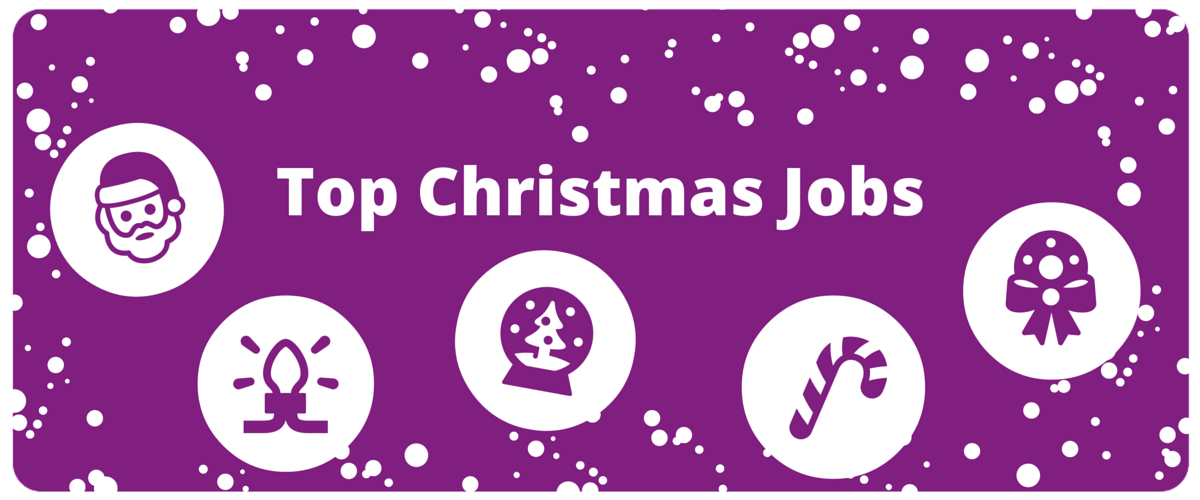 Christmas Job Adverts