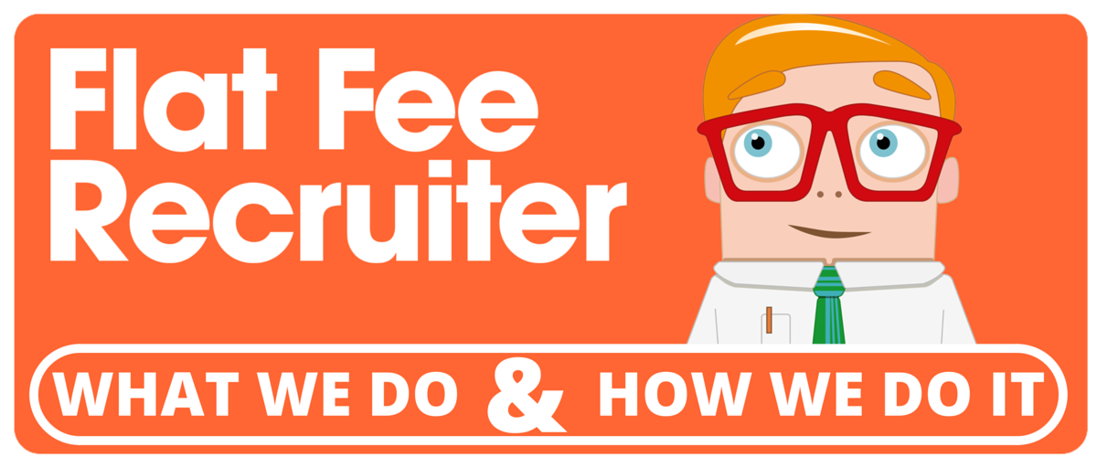 Recruitment Advertising with Flat Fee Recruiter