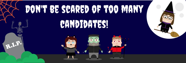 Screen Candidates with an Applicant Tracking System this Halloween
