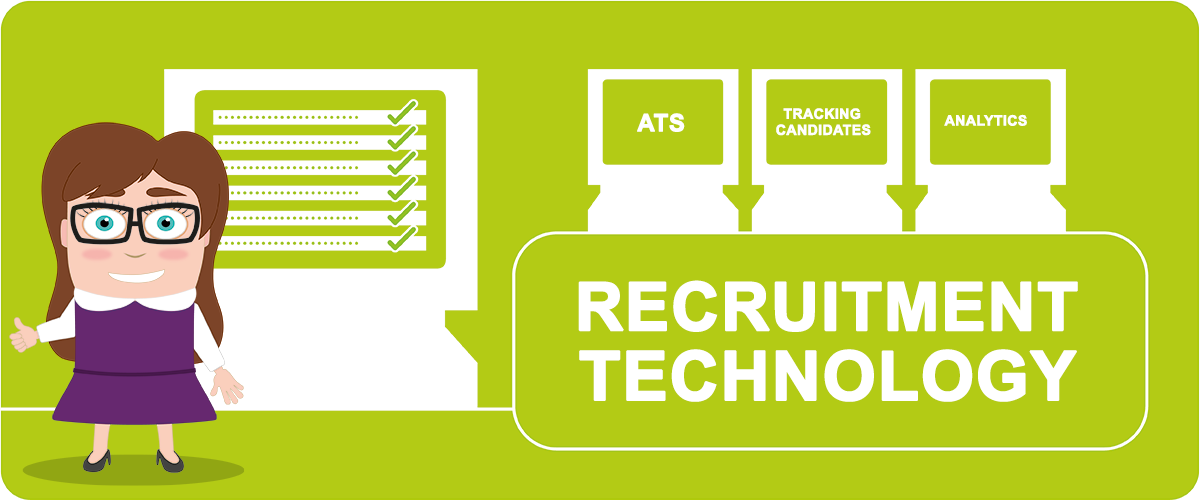 Recruitment Technology and ATS Image